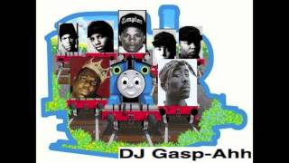 Thomas The Tank Engine Ft. N.W.A, Wu Tang, Biggie and Tupac