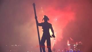 WOOWWW   Keren Pesta kembang Api menyambut tahun baru 2018