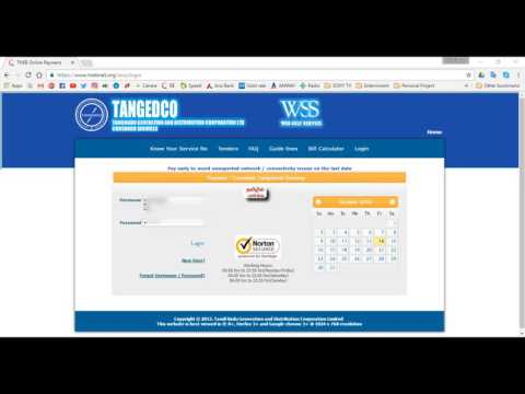 TNEB Online REGISTER AND ONLINE PAYMENT STEP BY STEP  in தமிழ்