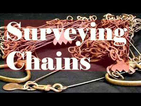 All About Survey Chains, and definition of acres in land measurement TA0051