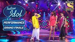 Amit Sunidhi Priyanka  Stage  Indian Idol Season 6 Grand Finale