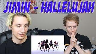 Jimin - Hallelujah [Reaction]