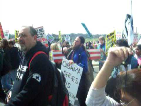 March to Pentagon 3-21-09 (3)