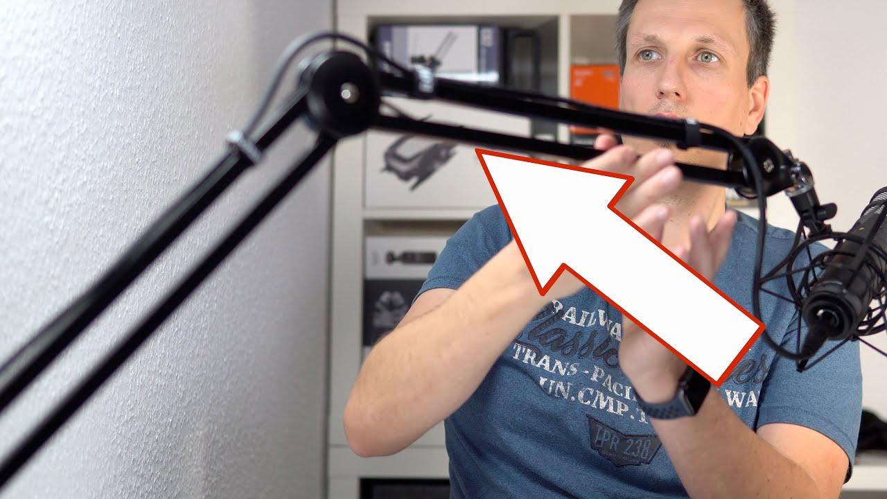 Rode PSA1 Tisch-Mikrofonarm