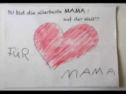Muttertagslied Danke Mama Du Bist Die Beste Mama Auf Der Welt