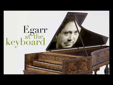 Henry Purcell Harpsichord Works, Richard Egarr