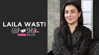 Laila Wasti The Warrior | Untold Stories | Dunk | Tahira Wasti | Rizwan Wasti |Gup Shup with FUCHSIA