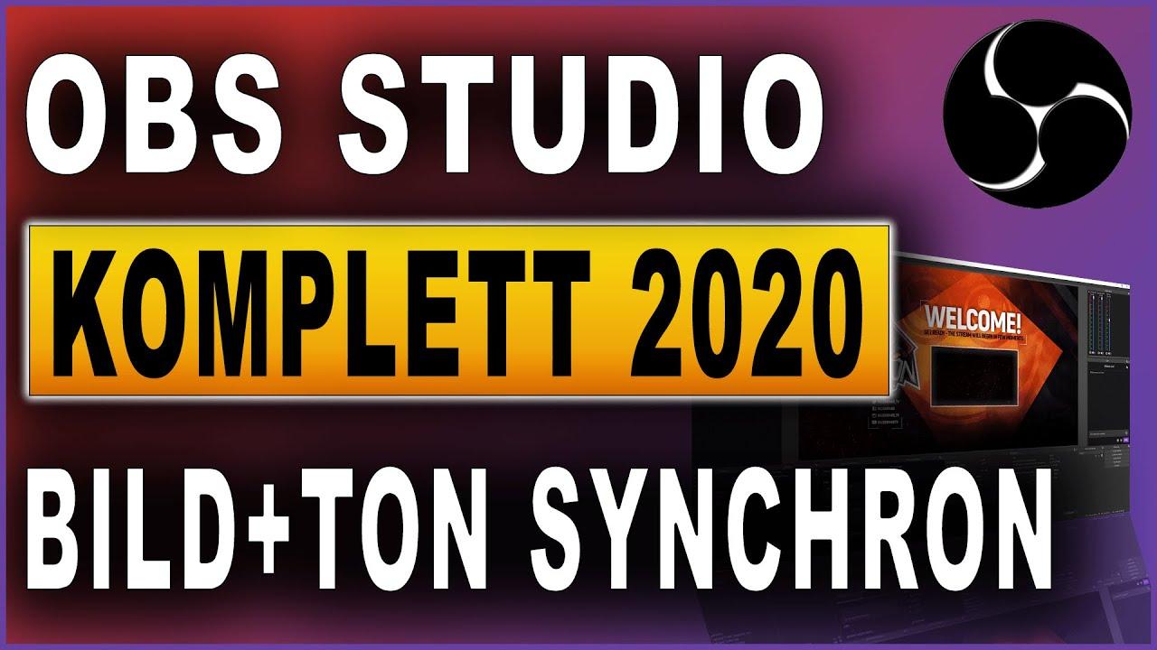 Bild Und Ton Nicht Synchron Stream