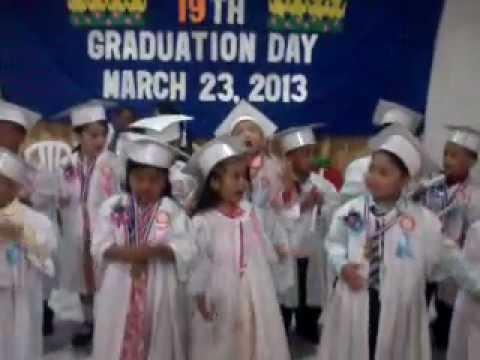 2013 Sevilla School Graduation's Final Song