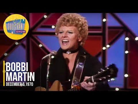 "Bobbi Martin ""Oh, Lonesome Me"" on The Ed Sullivan Show"