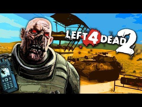 Military Outpost - Dead Echo (Ep.3)(Left 4 Dead 2 Zombies Mod)