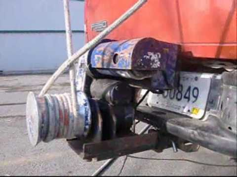 Homemade Capstan Winch Related Keywords & Suggestions - Homemade