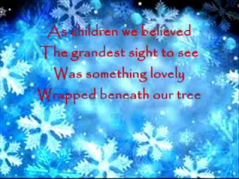 My Grownup Christmas List Lyrics.Lauren Alaina My Grown Up Christmas List With Lyrics