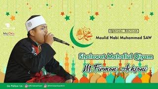 m firman achsani mahallul qiyam special maulid nabi muhammad saw