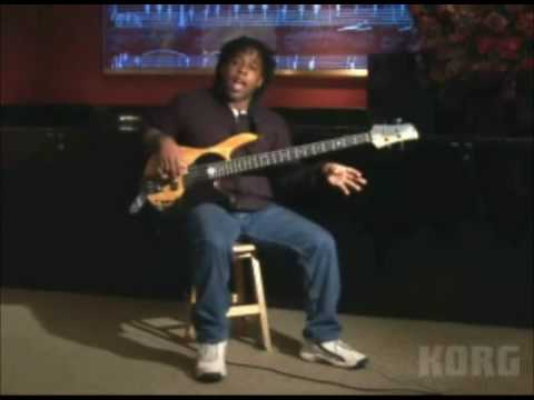 Victor Wooten ProSession Lesson