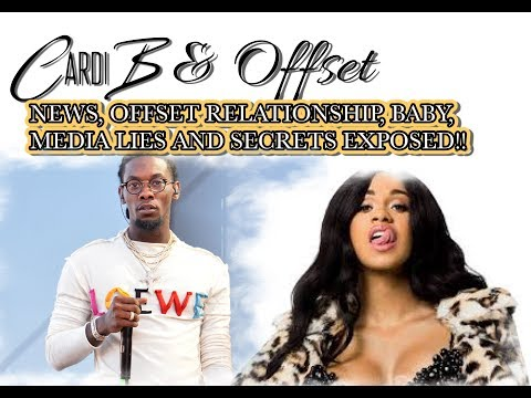 CARDI B BABY NEWS, OFFSET RELATIONSHIP SECRETS!!