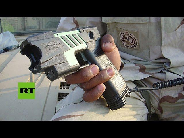 La Guardia Civil dotará a los agentes de armas eléctricas taser