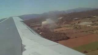 landing in palma majorca