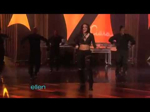 Ciara Performs Gimme Dat on Ellen Live HD