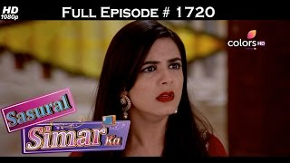 Sasural Simar Ka - 25th January 2017 - ससुराल सिमर का - Full Episode