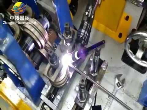 Видео Металлопрокат с полимерным покрытием в рулонах из китая