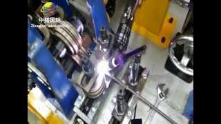 Линия для производства профильных труб(Сайт: www.rollsformingmachine.com ООО