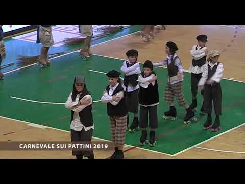 Carnevale sui pattini 2019 - Quarta parte