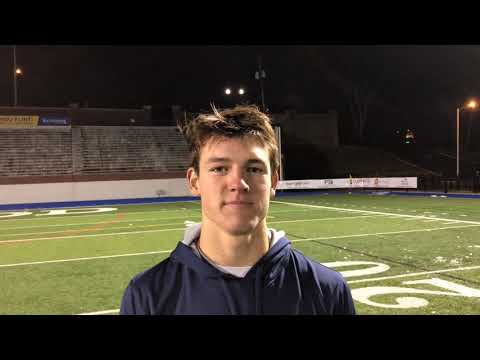 Flint Powers QB Luke Phillpotts gives update on health thumbnail