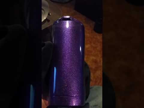EMKustoms tumblers (crown royal purple)
