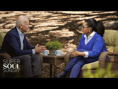 Coming This Fall: Oprah Sits Down with Former Vice President Joe Biden | SuperSoul Sunday | OWN