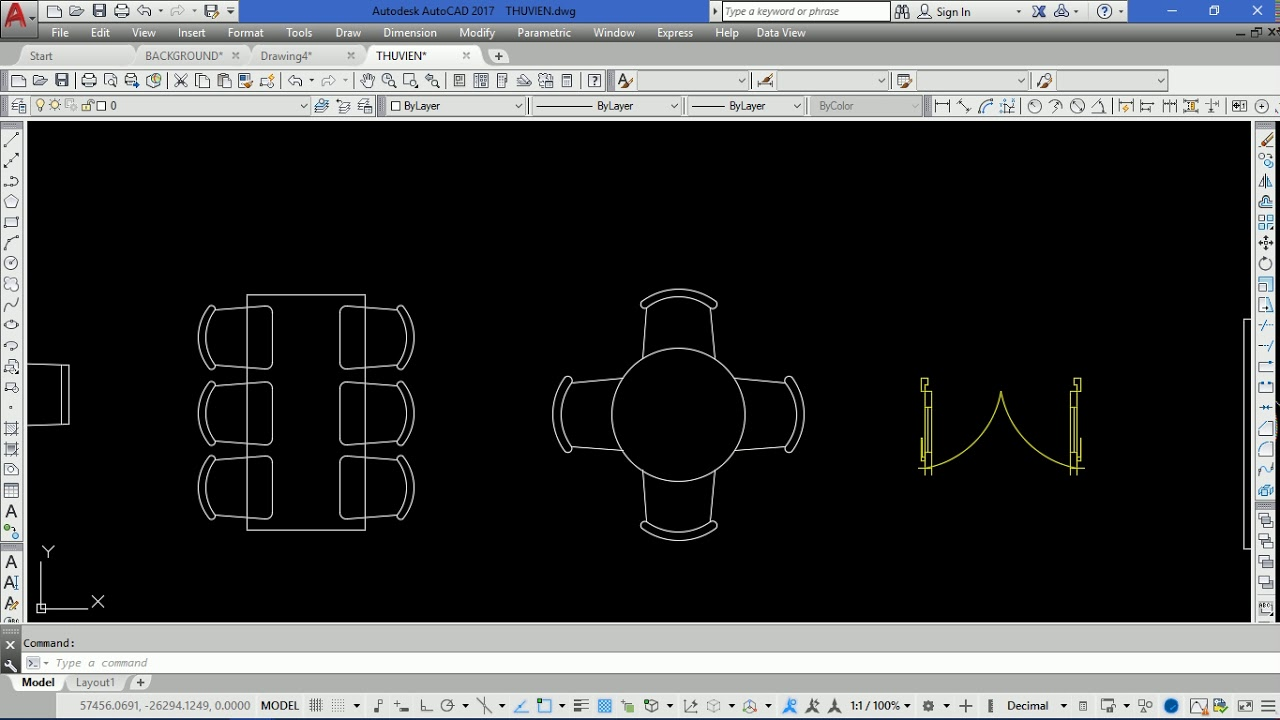 Tạo khối Block nhanh trong AutoCAD – How to make block in AutoCAD