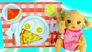 Куклы Пупсики Играем с Наклейками Животные Зоопарк #Лего Дупло Игрушки Мультик Для детей