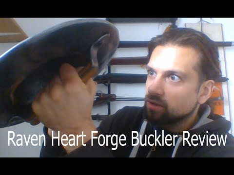Raven Heart Forge Buckler Review