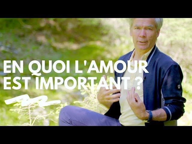 En quoi l'amour est important ?  - Paul Pyronnet