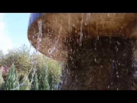 Шум Фонтана - медитация, релакс, капли воды