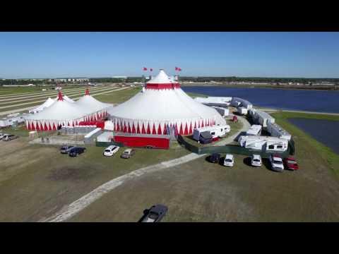 Circus Sarasota Big Top Views