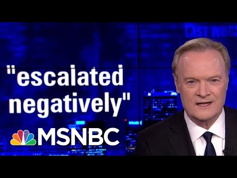 "Former Ambassador : Saudis' Jamal Khashoggi Story ""Absolutely Outlandish"" 