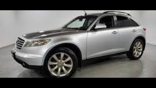 2007 Infiniti FX45 review - In 3 minutes you'll be an expert on the FX45
