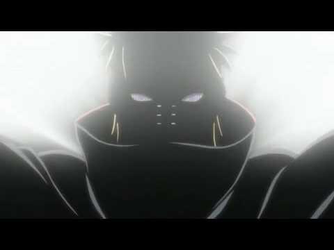 Naruto Vs Pain Wallpaper Hd Pain Destroys Konoha And Naruto S Arrival English Sub