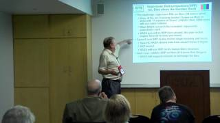 Douglas Gage - Travelling to Mars - 19th Annual International Mars Society Convention