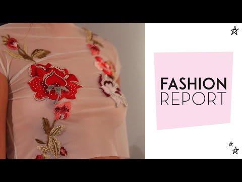 """Fashion Report: Desfile colección """"Del Pilar"""" de Santa Clara"""