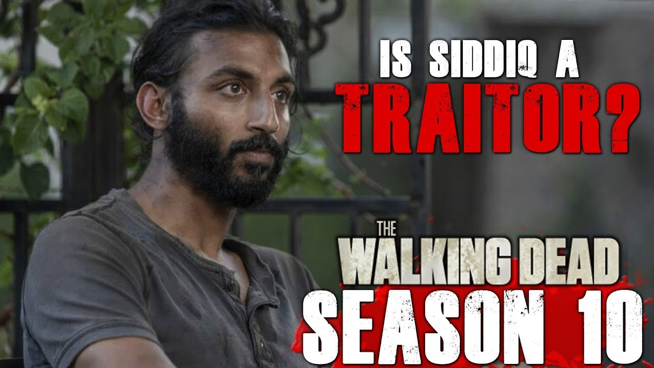 Download The Walking Dead Season 10 Episode 4 - Is Siddiq a Whisperer Spy?
