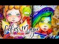 Color Magic 2018 .... join me on a colourful Art Journey