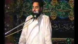 Allama Hamid Raza Sultani biyan Noor wa Kitab , majlis at Layyah