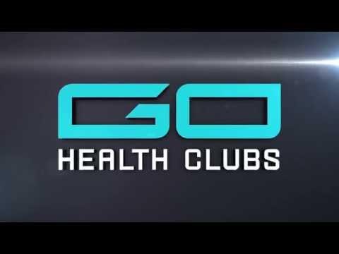 Go Health Clubs Logo Animation