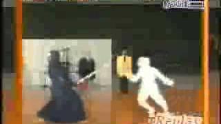 Kendo VS Fencing america