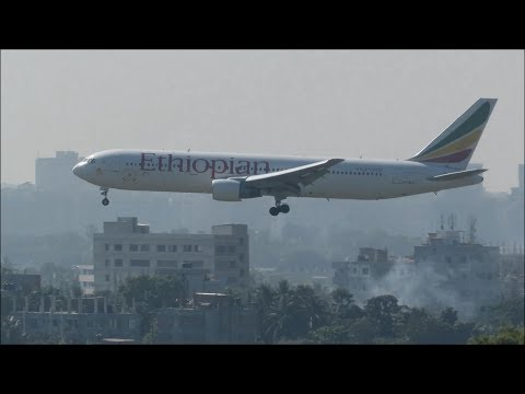 [HD] Plane Spotting @ Hazrat Shahjalal International Airport, Dhaka: Episode-84