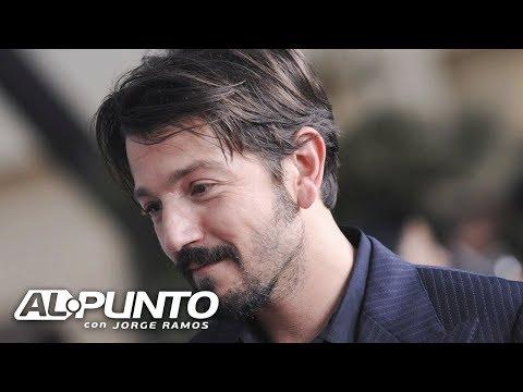 Diego Luna explica por qué ser papá le ha politizado y qué cambios espera en el México de López Obra