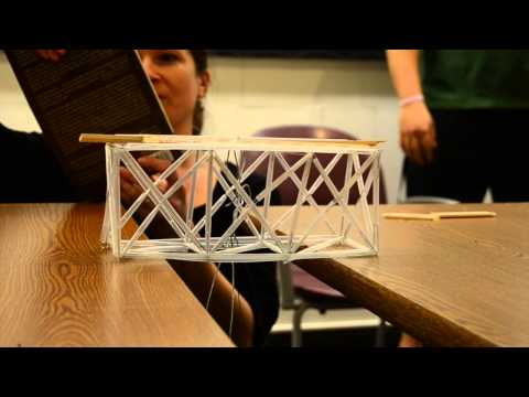 Excellent Ideas For Creating Paper Truss Bridge