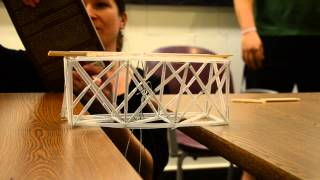 Clas230: Testing Students' Truss Bridges